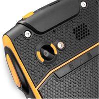 myPhone Hammer AXE M LTE - widok na aparat (pomarańczowy)
