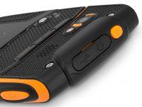 myPhone Hammer AXE M LTE - widok na złącza (pomarańczowy)