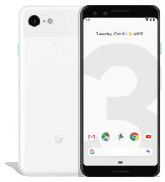 "Google Pixel 3 - kolor ""Clearly White"""