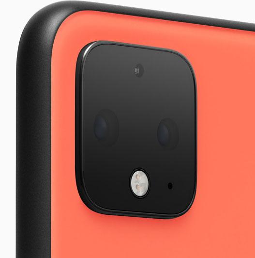 Google Pixel 4 i Pixel 4 XL - aparat