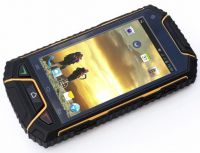 Smartfon TELEFUNKEN Outdoor WT4 - widok z góry