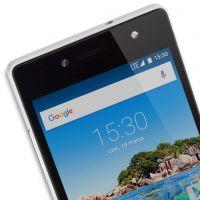 Smartfon myPhone Infinity 2s - widok z przodu