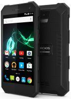 Smartfon ARCHOS 50 Saphir - widok z przodu i tyłu