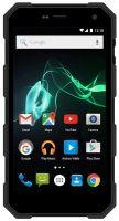 Smartfon ARCHOS 50 Saphir - widok z przodu