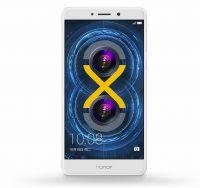 Smartfon Honor 6X - widok z przodu