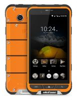Smartfon Ulefone Armor - pomarańczowy