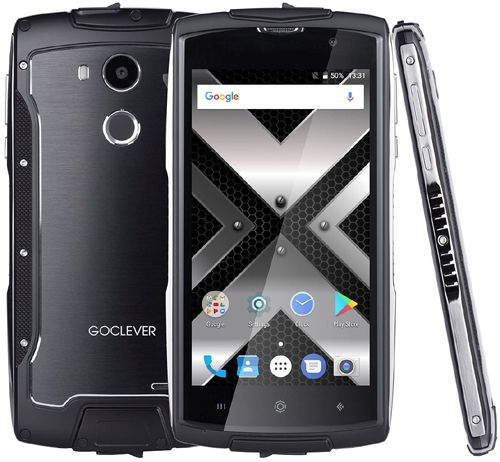 Smartfon GOCLEVER Quantum 500 Steel