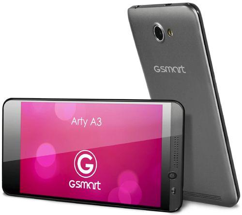 Smartfon GSmart Arty A3
