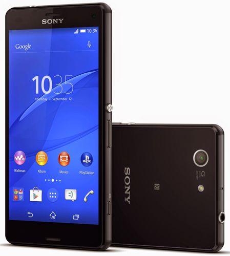 Smartfon Sony Xperia Z3 Compact (D5803) dane techniczne