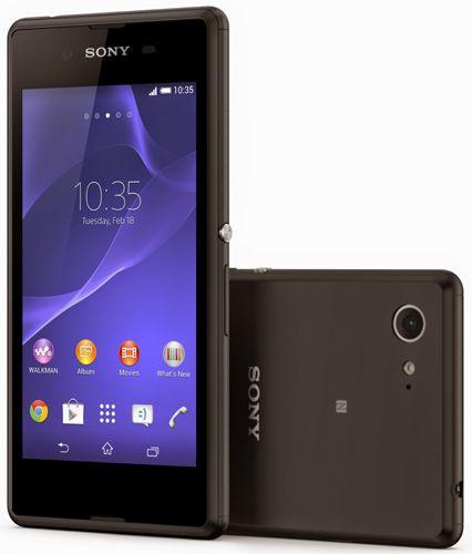 Smartfon Sony Xperia E3 - 3G (D2202)
