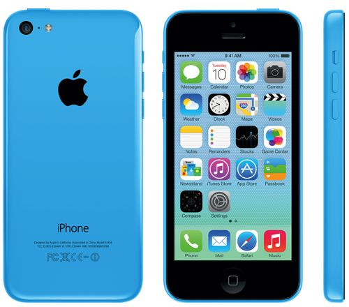 Smartfon Apple iPhone 5c