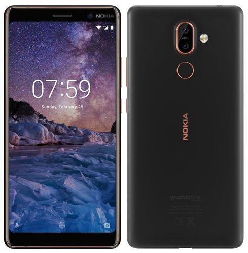 Smartfon Nokia 7 plus