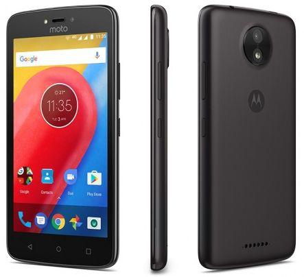 Smartfon Motorola Moto C