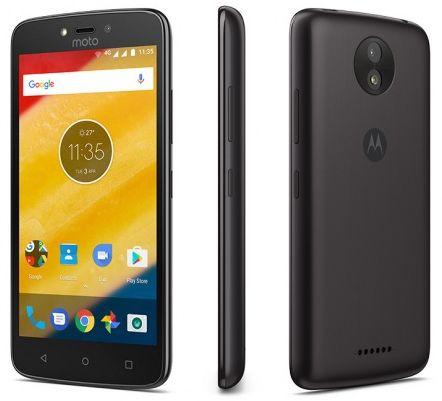Smartfon Motorola Moto C Plus (1GB RAM)