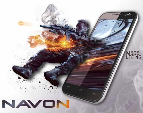 Smartfon Navon Mizu M505 LTE