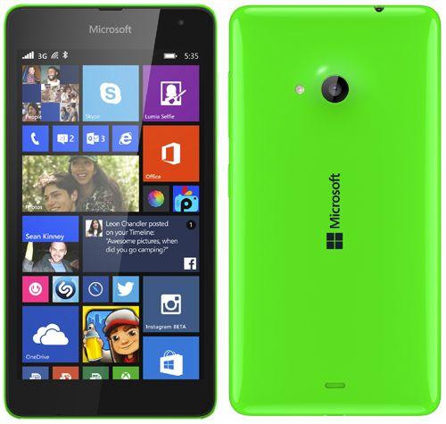 Smartfon Microsoft Lumia 535