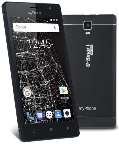 Smartfon myPhone Q-Smart Black Edition
