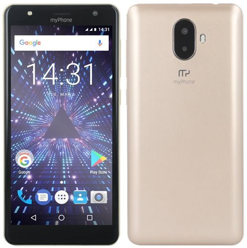 Smartfon myPhone Pocket 18x9